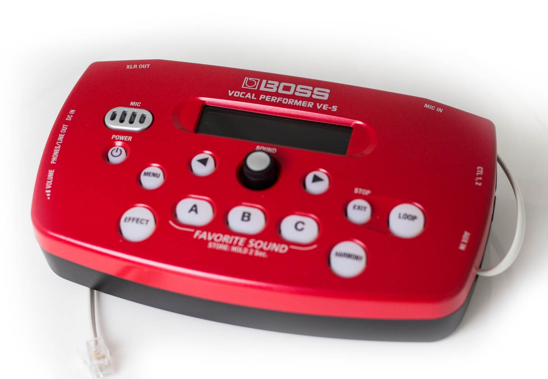 Stemvervormer voor telefoon