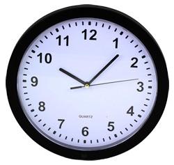30 Jours Caméra Cachée Horloge Murale