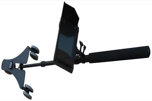 Caméra d'inspection digitale HD télescopique