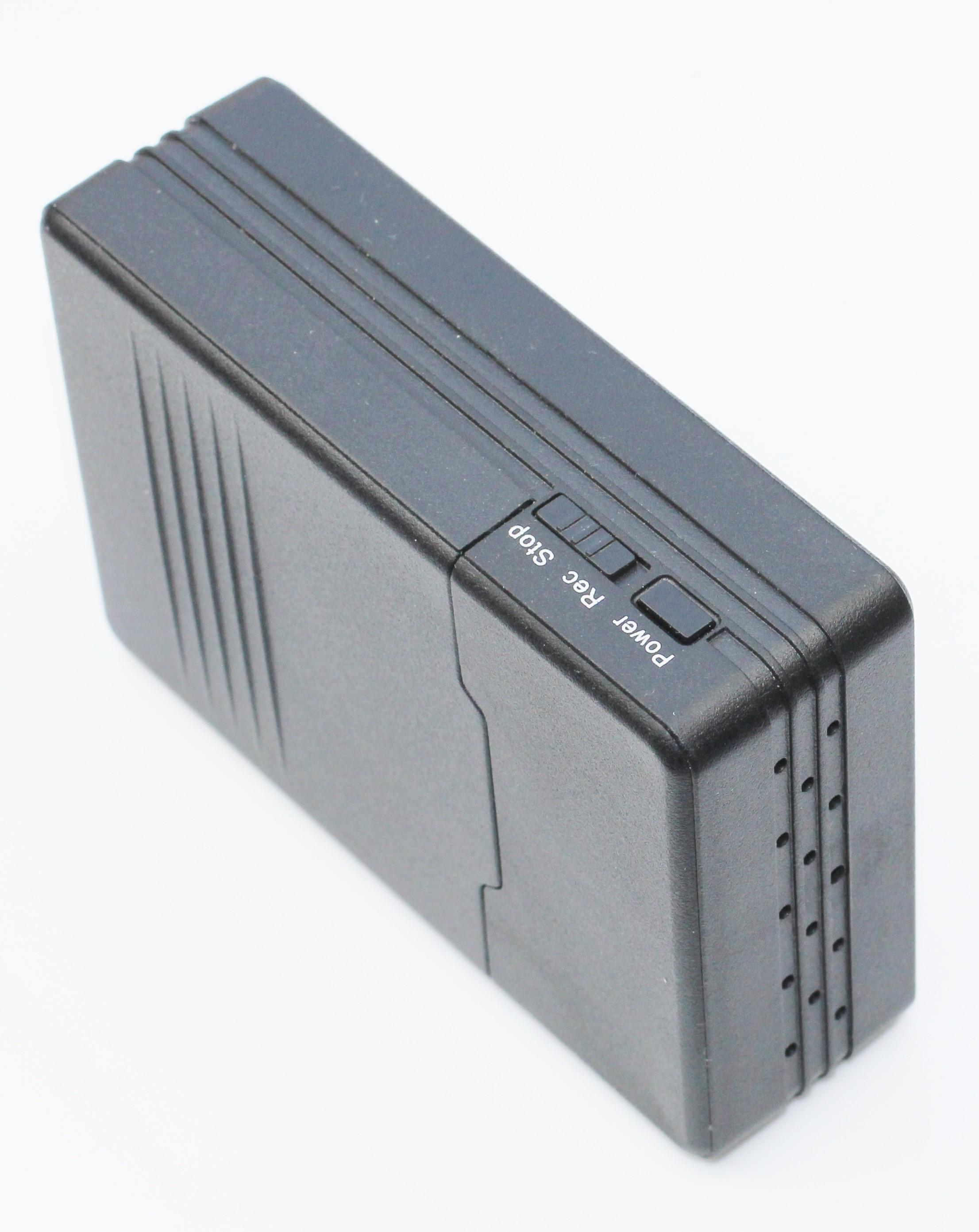 Blackbox camera met PIR bewegingsdetectie