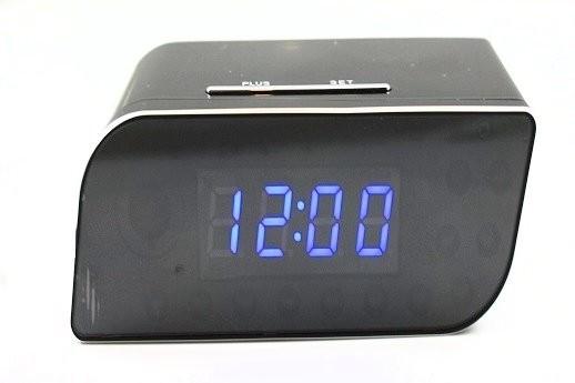 Caméra cachée horloge de bureau WIFI HD