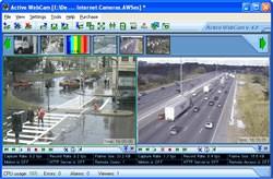 Logiciel de surveillance vidéo pour caméra IP