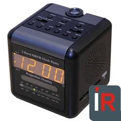 Radio réveil caméra