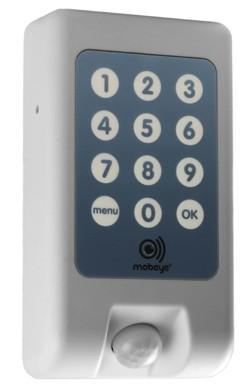 GSM Alarme Mobeye sans fil et avec détecteur de mouvement