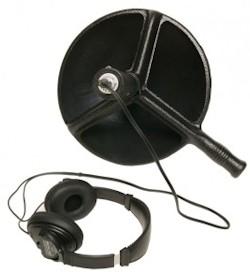 Microphone parabolique