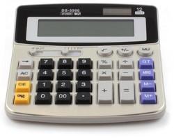 Calculatrice /caméra cachée avec mémoire de stockage