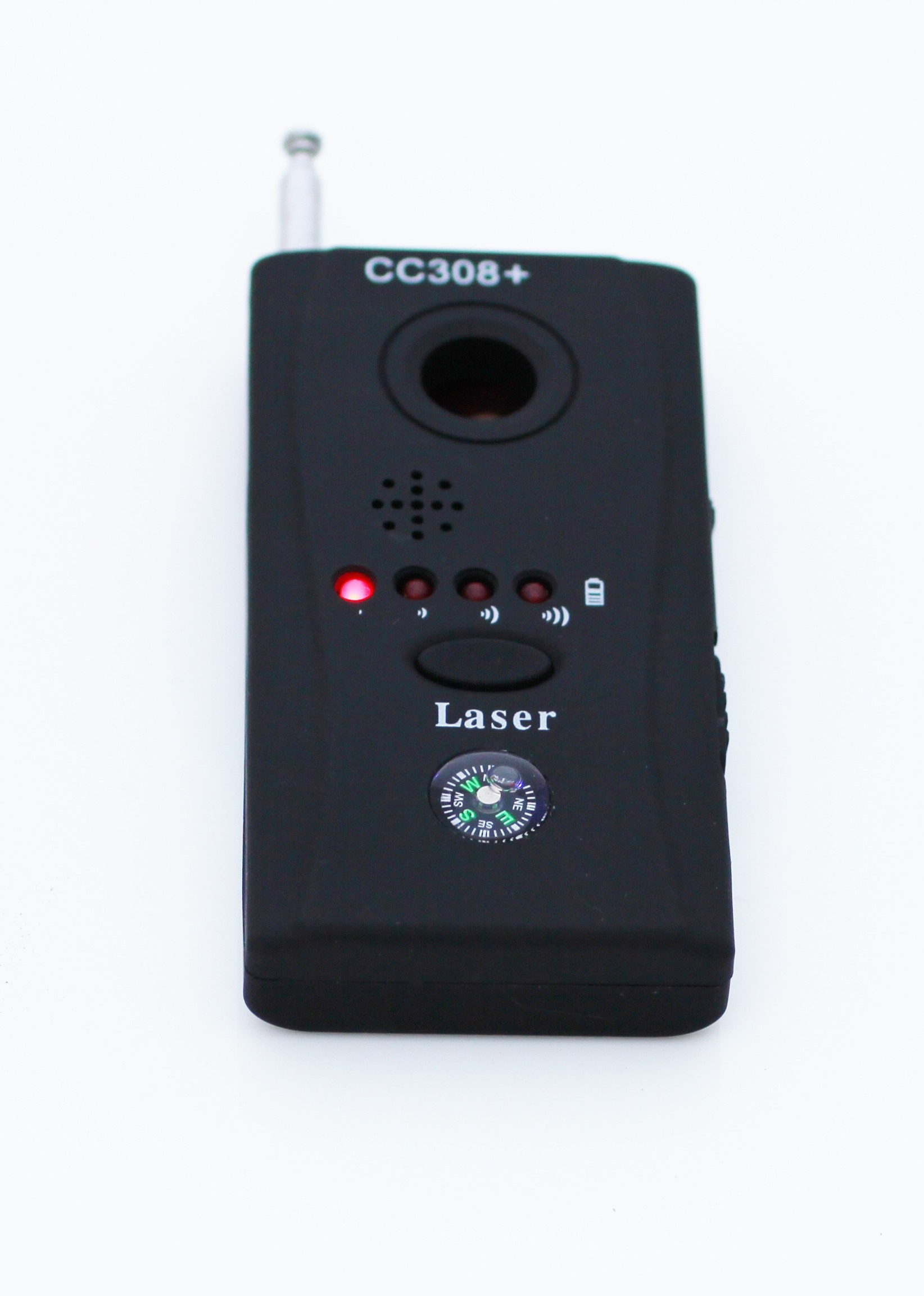 Détecteur de fréquence et caméra cachée filaire