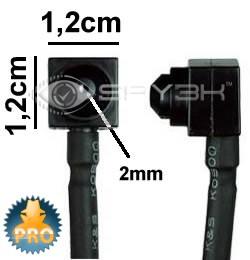 CCD Mini Caméra Jour et Nuit