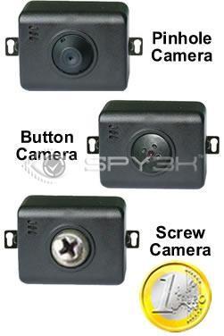 CMOS Mini Caméra