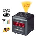 Radio réveil caméra IP