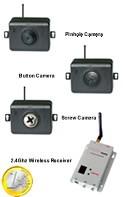 Kit mini camera sans fil