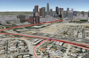 Trackstick Google Earth 6
